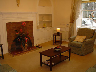 Lovely communal living room can be enjoyed by all residents and is so much nicer than a traditional care home with independance, security and comfort on hand